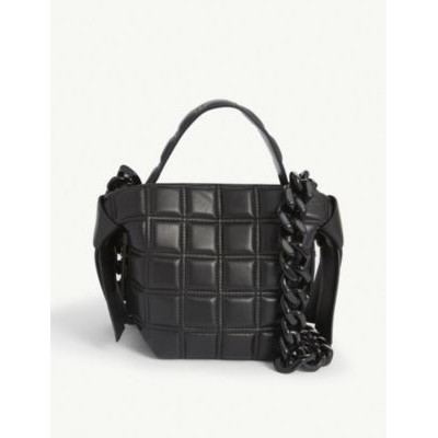ACNE STUDIOS Women Musubi quilted leather cross-body O64SX8UK