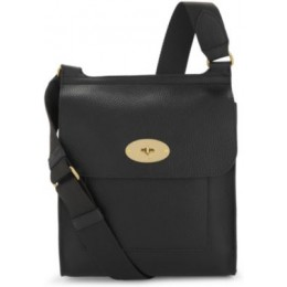 MULBERRY Antony grained leather cross-body bag In Sale SNB3UXCU
