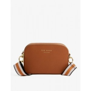 TED BAKER Amerrah grained leather camera bag VKABY73H