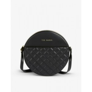 TED BAKER Cirus small quilted-leather cross-body bag good quality ICNG3ESV