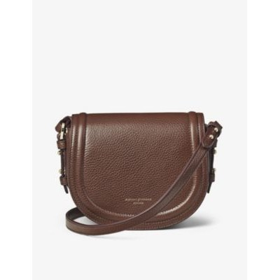 ASPINAL OF LONDON Stella small leather satchel bag Online Wholesale S3NK12W5