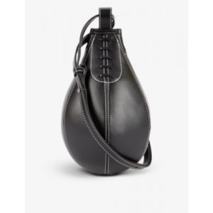 JW ANDERSON Punch small leather cross-body bag Clearance Sale 41ARNKAX