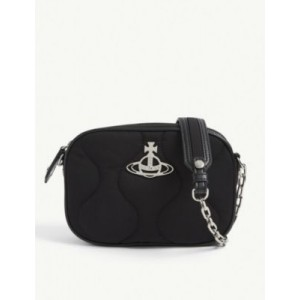 VIVIENNE WESTWOOD Camper recycled-nylon camera bag IWRRS6PW