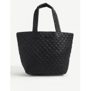 MZ WALLACE Metro medium quilted nylon tote bag Latest Fashion N4ANEWAO