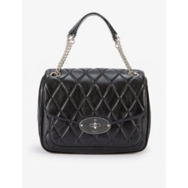 MULBERRY Darley quilted small leather cross-body bag guide VFNUKRJK