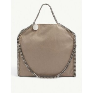 STELLA MCCARTNEY Womens Falabella faux-leather tote bag Discount DHMWOCRB