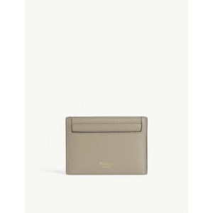 MULBERRY Grained leather card holder comfortable L8K2TBAG