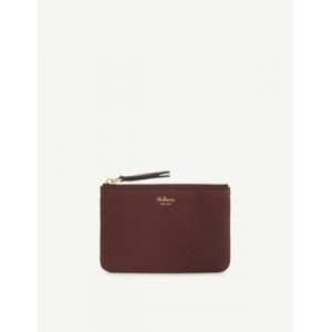 MULBERRY Women Small grained leather coin pouch on sale near me DLNRHEOK