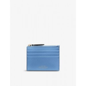 SMYTHSON Women Panama 6cc leather coin purse Recommendations GOUKF6FC