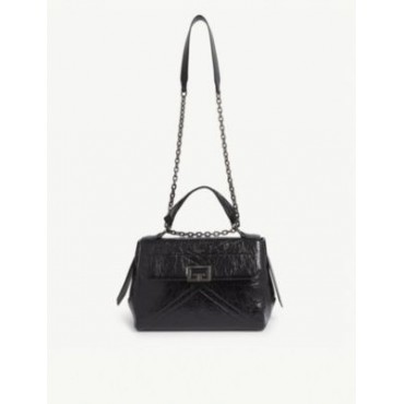 GIVENCHY ID medium leather shoulder bag New Arrival RPOWO8PH