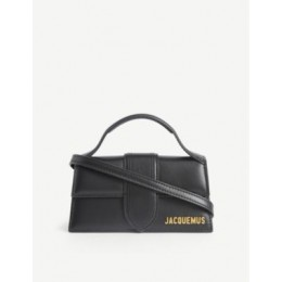 JACQUEMUS Le Bambino leather top handle bag PHDLK1KT