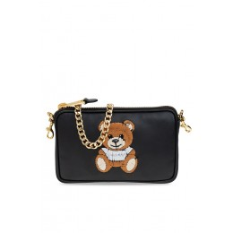 Dolce & Gabbana Shoulder bag with Teddy bear  In Store A7525 8001-555