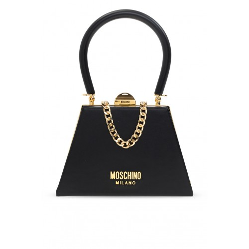 Dolce & Gabbana Womens Shoulder bag with logo Trends 2021 A7517 8001-555