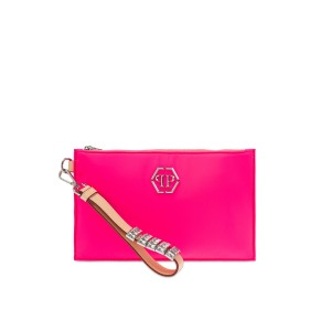 Dolce & Gabbana Women's Hand bag with logo  Business Casual PAAA WBB0556 PCO078N-FUXIA
