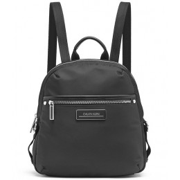 Sussex Nylon Backpack Black/Silver 20128227