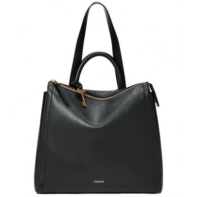 Women Parker Leather Small Backpack Black 20153670