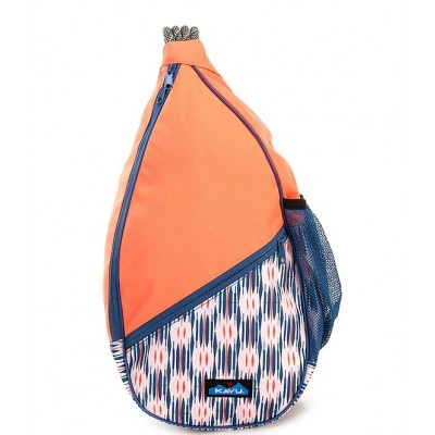 Women Paxton Pack Printed Sling Backpack Hazy Impress - $60.00 04226760