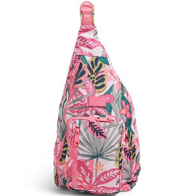 Women Reactive Sling Backpack Rain Forest Canopy Coral 20169269
