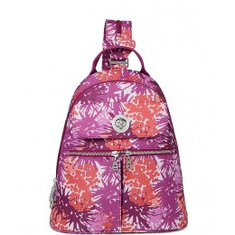 Womens International Eco Collection Naples Convertible Backpack Eco Plum Thistle 20154507