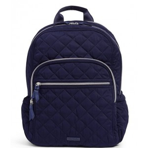 Women's Performance Twill Collection Campus Backpack Classic Navy 20058216