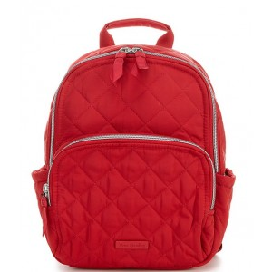 Women's Performance Twill Collection Small Quilted Cardinal Red Backpack Cardinal Red 20114443